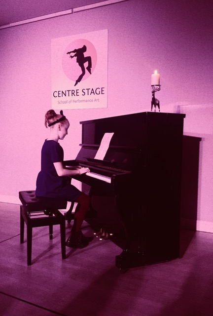 Piano Recitals receive wonderful response