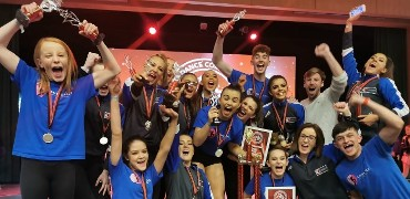 Success at Elite Dance Competition in Dublin 2019!